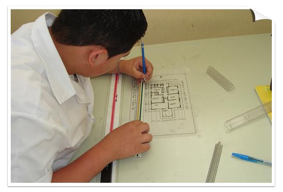 Bachillerato en dibujo t cnico y dibujo en construcci n ceeb - Tecnico en construccion ...